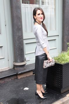 Party wear on the blog - and follow me on instagram @nicholedotnyc for more!