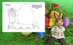 Upustite uzdu svojej fantázii a nakreslite čo najkrajšie veľkonočné vajíčko.