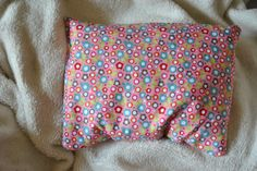 Soulwarmers Microwavable Corn Heating/Cooling Bag - Riley Blake Alphabet Soup Pink Flowers