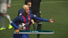 Incredible Goal (Barcelona-Real Mardid) NEYMAR - PES 2017 (Ps4 Pro) Game... Real Mardid, Neymar, Videogames, Nintendo, Barcelona, Campaign, Gaming, The Incredibles, Goals