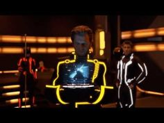"""CGI VFX Behind the Scenes HD: """"TRON GFX: Throne Room Montage"""" by - GMUNK - YouTube"""