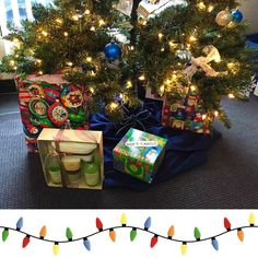 Check out this donation drive for Holiday Helpers organized by @pacline_conveyors! Looks amazing - thanks guys!  #HolidayHelpers #HH20years #HH500families