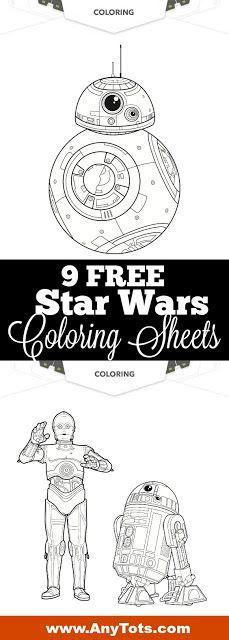 20+ FREE Star Wars Printables: Star Wars Activity Sheets. www.anytots.com