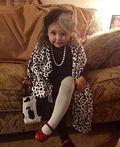 Cruella Da Vil Costume - 2012 Halloween Costume Contest