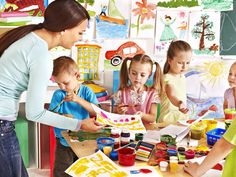 """The education world exploded this weekend with the Atlantic's publication of Erika Christakis' """"The New Preschool Is Crushing Kids,"""" adapted from the. Early Childhood Education Courses, Early Education, Elementary Education, Preschool Pictures, Education World, Painting Activities, Montessori Education, Worst Day, Parenting Classes"""