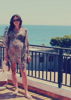 Summer Maternity Fashion- Look