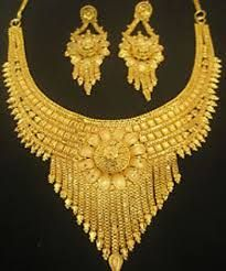 Image result for arabian gold jewellery