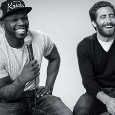 Digital Cover: 'Southpaw' Fight Knights 50 Cent & Jake Gyllenhaal Get Raw Vibe Magazine, T Play, Jake Gyllenhaal, Hip Hop Rap, Che Guevara, Photoshoot, Actors, Digital, Cover