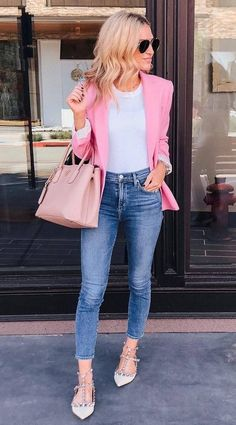 Awesome Fall Outfit Ideas You Must to Know For 2018 87 schicke Herbst-Outfits, die dich inspirieren Casual Fall Outfits, Classy Outfits, Stylish Outfits, Spring Outfits, Autumn Outfits, Outfit Summer, Plaid Fashion, Look Fashion, Fashion Outfits