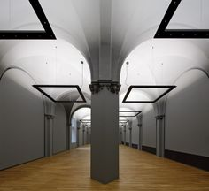 Cruz y Ortiz - Exhibition spaces in the New Rijksmuseum, Amsterdam 2012. Photos (C) Pedro Pegenaute.