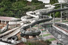 ✿∞✿Abandoned waterpark ✿∞✿