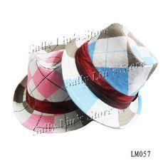 Girls Fedora Hats   Girls Hat Children Canvas Fedora Hat Kids Jazz Cap Baby Hat Girls ...