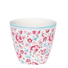 Buy GreenGate Malou Flower Latte Cup Online At Occa-Home