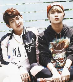 SHINee - Onew and Taemin