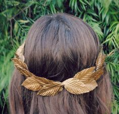 DIY Laurel Crown
