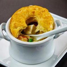 Chicken Recipes : Chicken Pot Pie