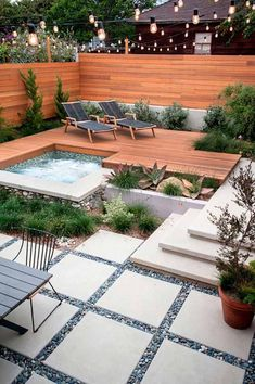 30 Beautiful Backyard Landscaping Design Ideas Small Backyard Design Ideas Pictures Backyard Patio Design Images Small Backyard Pool Design Ideas - All About Hardscape Design, Landscaping Design, Landscaping Software, Modern Landscaping, Inexpensive Landscaping, Landscaping Melbourne, Landscaping Contractors, Landscaping Company, Inexpensive Patio Ideas