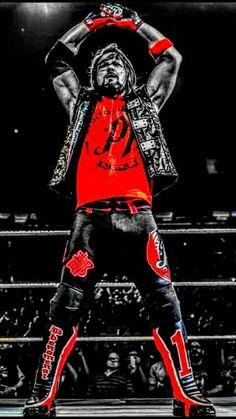 Aj Styles @ #MSG wins U.S. title