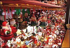 Marche de Noel - the Christmas Markets of Colmar in Alsace