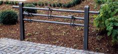 Bitburg, public design,  Fahrradständer, Fahrradanlehner, bicycle stands, Stadtmobiliar, street furniture