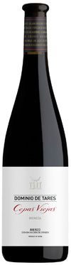 Viñedos y Bodegas Dominio de Tares 2009 Cepas Viejas: Very earthy, mushrooms, very open. Great now but will improve with time