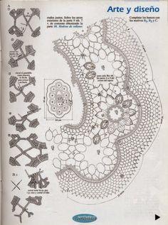 tablecloths | croche | Bloglovin'