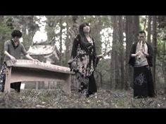 Japanese Traditional Modern Music Song - YouTube