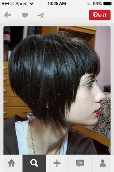 This is the hairstyle I'm going to get.