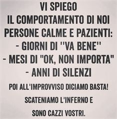 #pensierodelgiorno #per #pensierinascosti #pensieri #poesia #parole #parolesagge #perledisaggezza #versi #vitamia #vivere #verità #after… Sarcastic Quotes, Wise Quotes, Verona, British Humor, Images And Words, Inspirational Phrases, My Mood, Quotations, How Are You Feeling