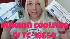 Innokin CoolFire IV TC 18650 + Giveaway! | TiaVapes