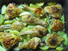 Astal Kuhinja Ravnice: Vrlo sočna piletina iz rerne