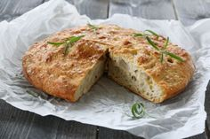Eltefri focaccia i gryte Food To Make, Vegan, Baking, Recipes, Bread Making, Patisserie, Rezepte, Backen, Recipe