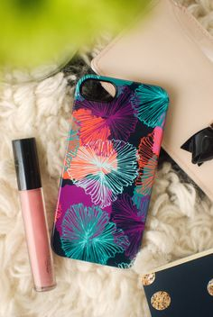 Bryant Park Balkans floral iPhone case  As by KhristianAHowell, $39.99