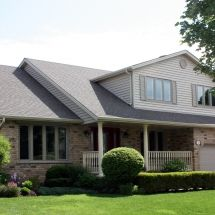 Browse our Windows Gallery and get inspired for your renovation. Vinyl Siding, Ontario, Exterior, Windows, Doors, Gallery, Outdoor Decor, Projects, Home Decor