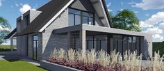 work in progress - interior   architecture   totaal concepten   interieur   tuinplan - Marco van Veldhuizen