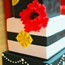 Square Wedding Cake Photos, Square Wedding Cake Pictures - WeddingWire.com