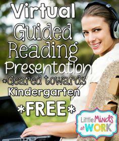 Virtual Guided Reading Presentation!