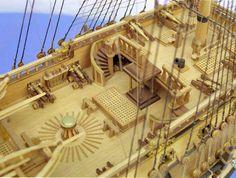 Ship model San Felipe
