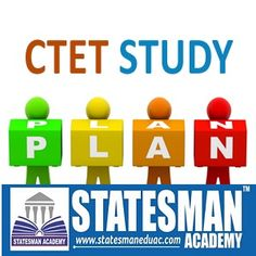 At Statesman, we always provide wide ranging classroom altogether with comprehensive study material and practice tests for #CTET_EXAM.