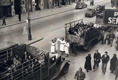 Evacuación de Madrid, Portal Fuenterrebollo
