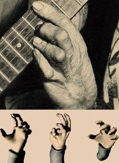 Django Reinhardt's hand!