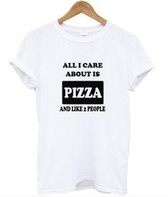 all i care t shirt