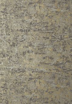 UNIVERSE TEXTURE, Metallic on Bark, T83067, Collection Natural Resource 2 from Thibaut