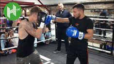 Pound-for-pound No.1 Vasyl Lomachenko shows off his tricks of the trade to London amateur boxers - YouTube Boxer Workout, Martial Arts Techniques, Training Equipment, Self Defense, Muay Thai, Kettlebell, Jiu Jitsu, Number One, Boxers