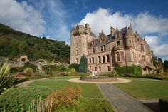 Le Château de Belfast - Source : Tourisme Irlandais