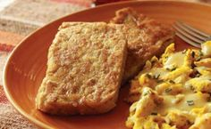 Scrapple, because I miss waking up to my grandma Rose's breakfasts