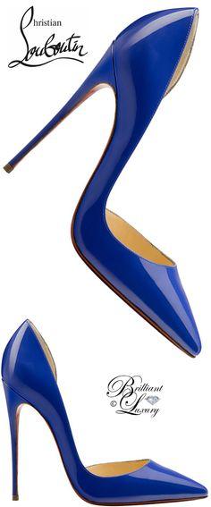 Brilliant Luxury by Emmy DE ♦ Christian Louboutin 'Iriza'