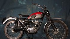 1967 Triumph T20 presented as Lot T167 at Monterey, CA