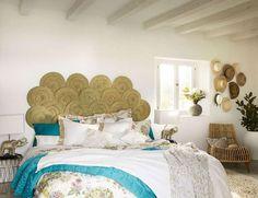 Decorar el dormitorio en verano con ideas de Zara Home - Contenido seleccionado con la ayuda de http://r4s.to/r4s