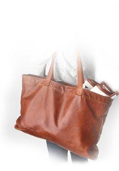 Love Milo Leather Nappy Bag - Reka Afrika 2183cf5f01e3